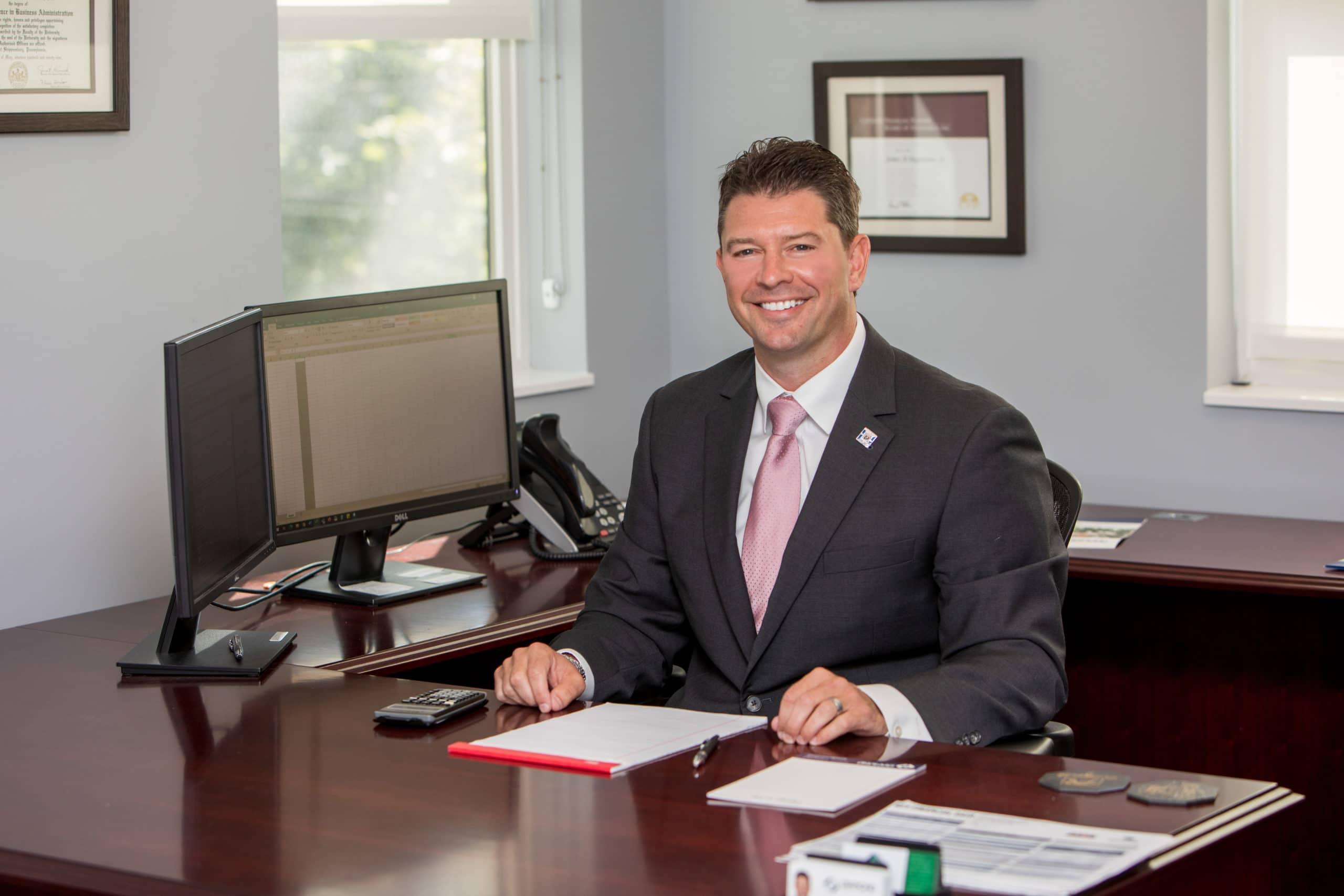 Jim DeGaetano, Financial Planner and Author